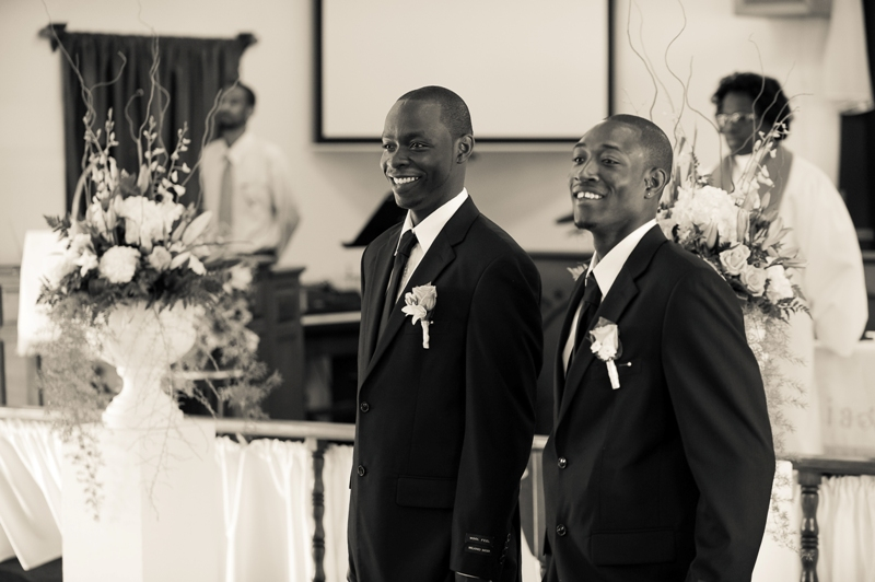 My Anguilla Wedding Pictures - Nash and his best man