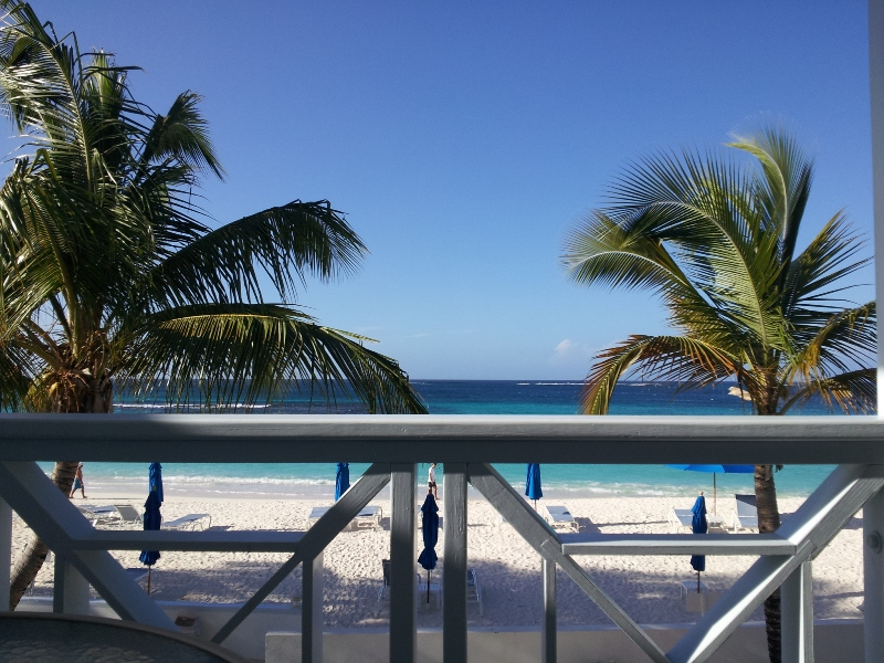 View from the Porch - Shoal Bay Villas