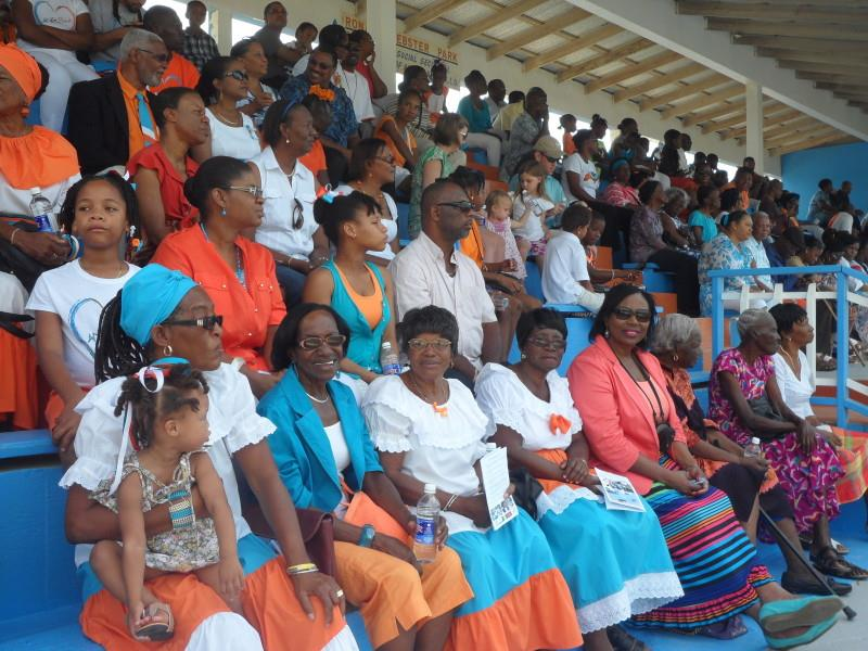 Anguilla Day Wear - Anguilla Day
