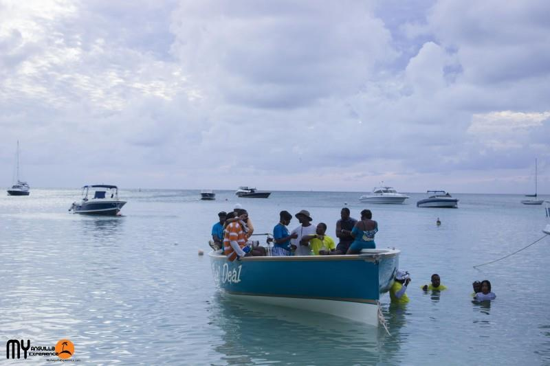 Anguilla Day boat race