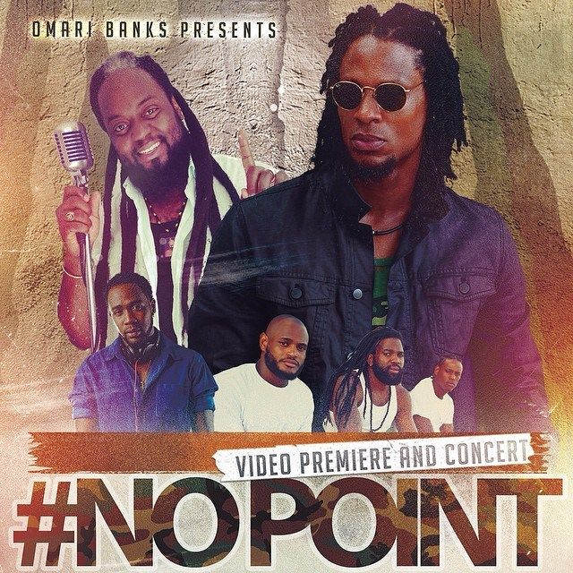 No Point to Prove - Omari Banks