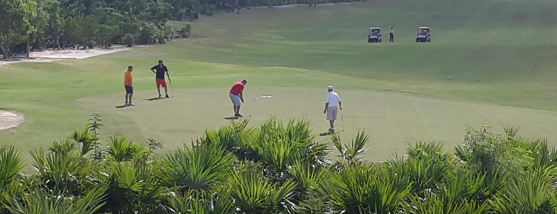ACOCI's Golf Tournament in Anguilla