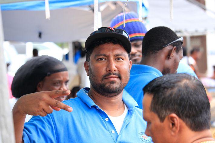 DFMR Anguilla Staff