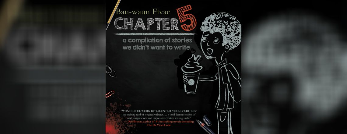New Book by Teen Writers in Anguilla