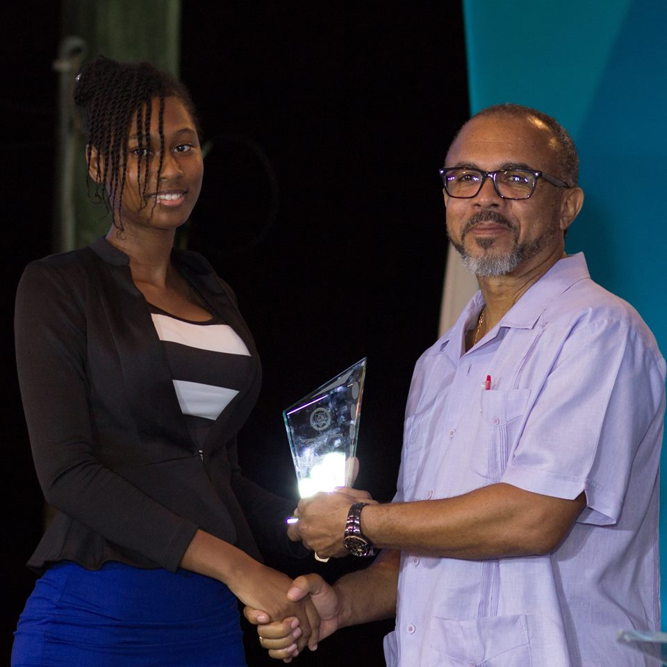 Gesel Hodge - National Youth Awards 2016